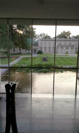 Beautiful Museum Grounds