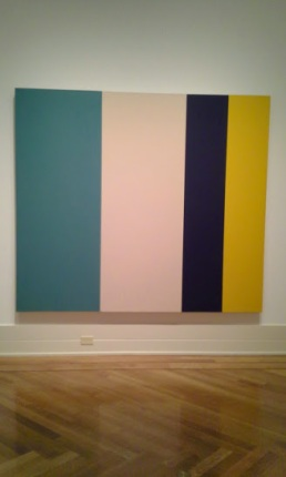 From the sublime to the ridiculous. Yes, modern art...