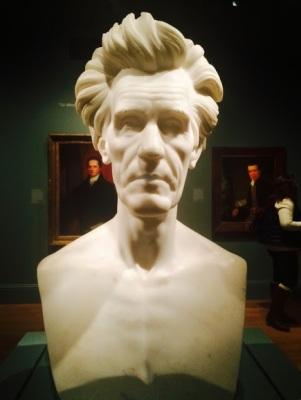 Andrew Jackson. Ferdinand Pettrich.
