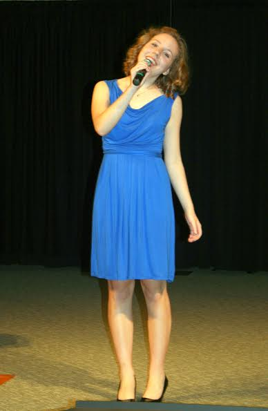Last year's recital. Photo courtesy of Lynn Cloud